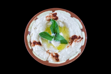 Baba Ghanooj (Mashed Egg Plants).... $4.49
