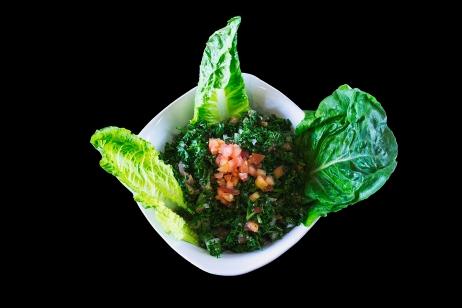 Taboli (Parsley, Tomatoes, Onions, Lemon Juice......) ...... $4.99