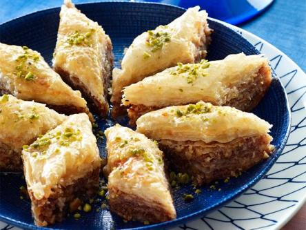 Baklava (sold individually).....$1.99