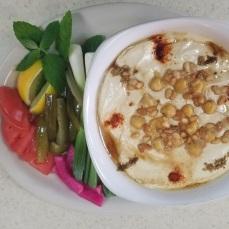 Fattat Hummus $6.99